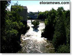 Pictures - The Elora Mill on the Gorge